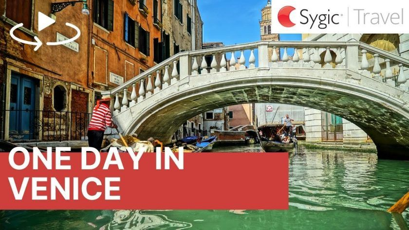 One Day in Venice: A 360° Virtual Tour with Voice Over