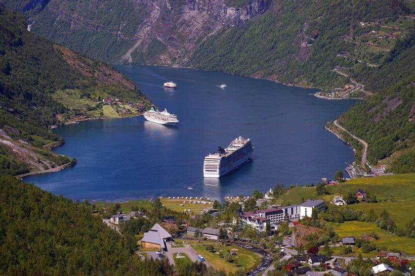 Norway's Picturesque Geirangerfjord