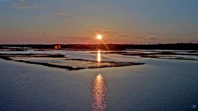 'See the Sunset' at Jinks  Creek