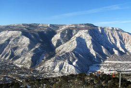 Amazing View of the Glenwood Caverns