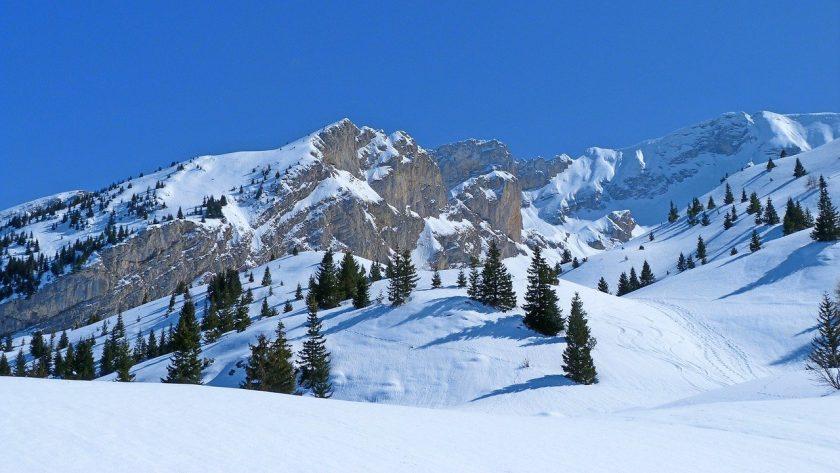 Everett's 8880 at Andesite Mountain, Montana