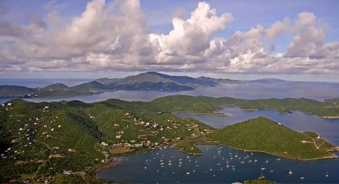 'See the Sunset' at Picture Point, U.S. Virgin Islands