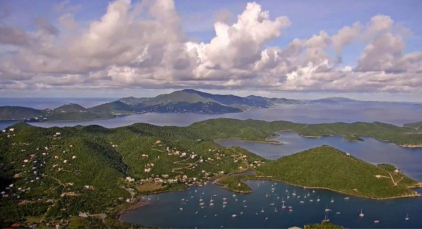 'See the Sunset': Picture Point, U.S. Virgin Islands