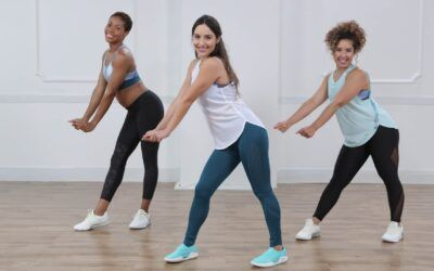 15 Minute Bounce-Back Cardio Dance Workout