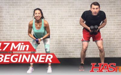 17 Minute Strength Training Workout for Beginners