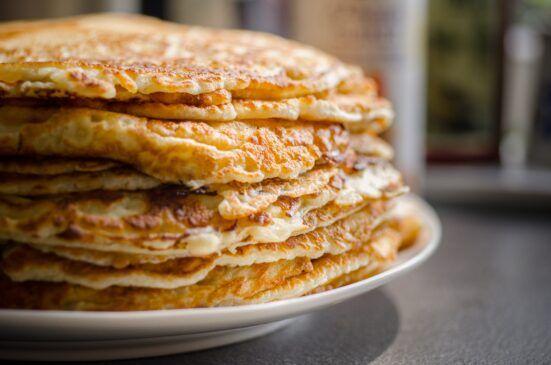 Mardi Gras Pumpkin Pancake Mix