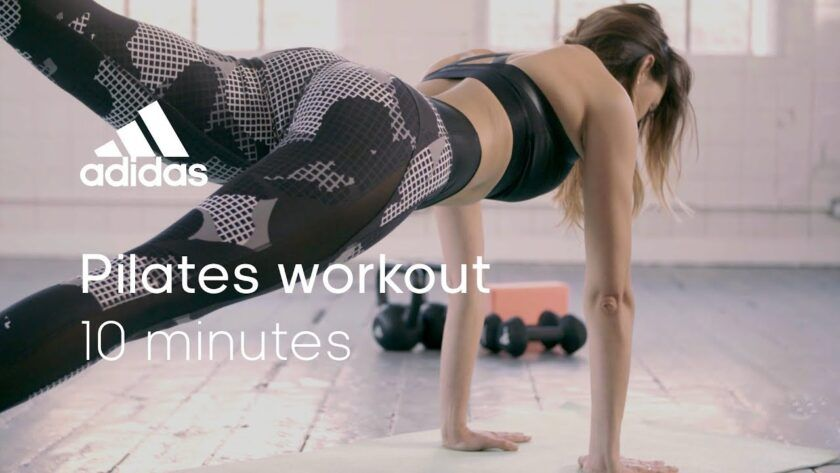 10 Minute Full Body Pilates Workout