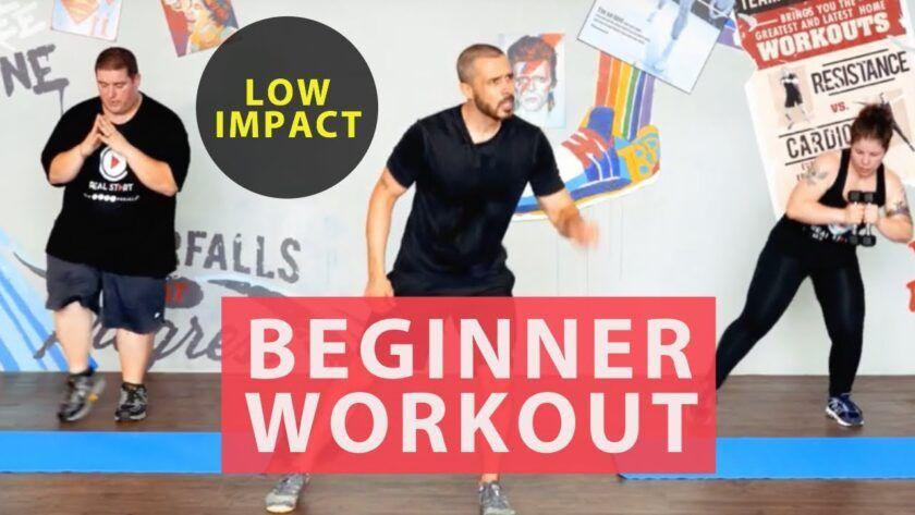 Fat Burner Exercises for Beginners