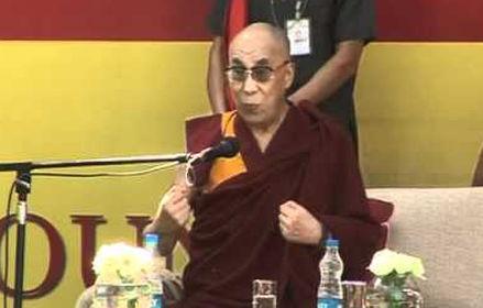 Dalai Lama: Dealing with Anger