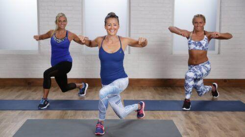 Beginner 15 Minute Cardio Workout