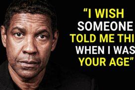 Inspiring Life Advice by Denzel Washington