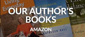 Books page on DrKathleenHall.com