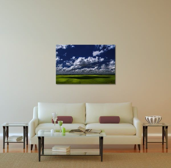 Shades of Clouds - Limited Edition Artwork by Minhajul Haque. A Photography Print Made with Love and Passion to Make You Feel Special and Serene. Here in This Image, It Is an Interior Scene with the Wall Art Print. Buy Limited Edition Pigment Prints of Artistic Nature and Landscape Photos for Your Home and Office Interiors. Bedroom Wall Art, Dining Room Wall Art, Living Room Wall Art, Kitchen Wall Art, Bathroom Wall Art, Kid's Room Wall Art, Office Wall Art, and Sitting Room Wall Art for Sale Online in India