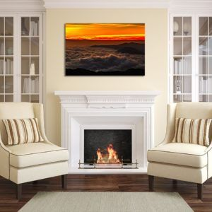 The Day to Dawn - Limited Edition Artwork by Minhajul Haque. A Photography Print Made with Love and Passion to Make You Feel Special and Serene. Here in This Image, It Is an Interior Scene with the Wall Art Print. Buy Limited Edition Pigment Prints of Artistic Nature and Landscape Photos for Your Home and Office Interiors. Bedroom Wall Art, Dining Room Wall Art, Living Room Wall Art, Kitchen Wall Art, Bathroom Wall Art, Kid's Room Wall Art, Office Wall Art, and Sitting Room Wall Art for Sale Online in India