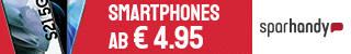 Smartphones bei Sparhandy.de