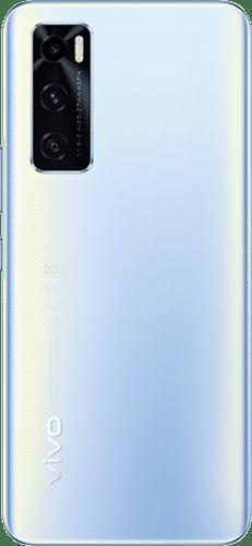 Vivo Y70 Frontalansicht oxygen blue big