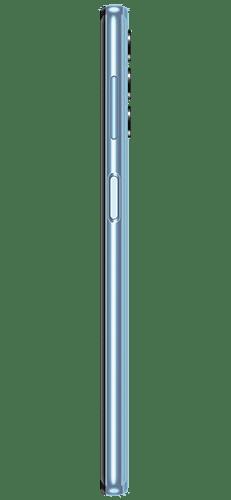 Samsung Galaxy A32 5G Frontalansicht awesome blue big