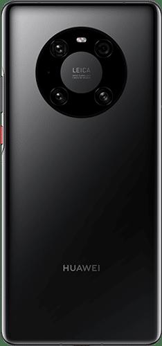 HUAWEI Mate40 Pro Frontalansicht black big