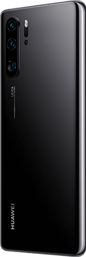 HUAWEI P30 Pro New Edition Frontalansicht black big
