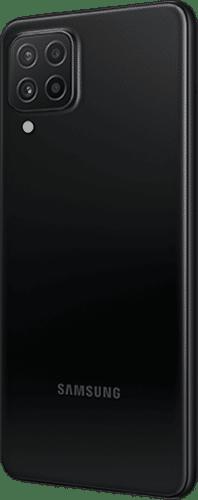 Samsung Galaxy A22 Frontalansicht black big