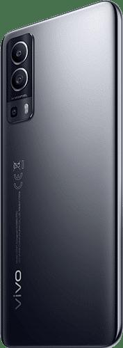 Vivo Y72 5G Frontalansicht graphite black big