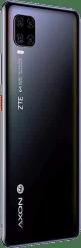 ZTE Axon 11 5G Frontalansicht black big