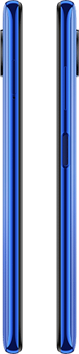 Xiaomi POCO X3 Pro Frontalansicht frost blue big