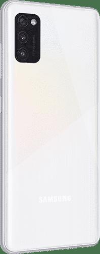 Samsung Galaxy A41 Frontalansicht white big