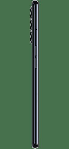 OPPO Find X3 Lite 5G Frontalansicht starry black big