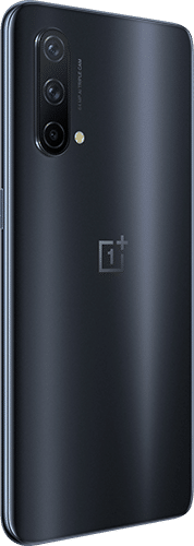 OnePlus Nord CE 5G Frontalansicht charcoal ink big