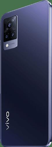 Vivo V21 5G Frontalansicht dusk blue big