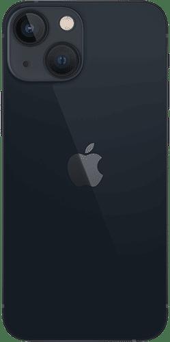 Apple iPhone 13 mini Frontalansicht mitternacht big