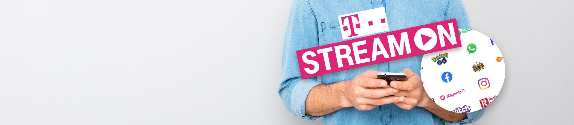 Telekom/Streamon
