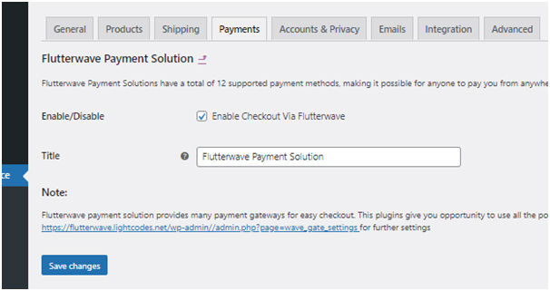 Flutterwave Payment Solutions and Bills Payment Services - 4
