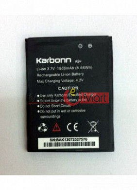 Mobile Battery For Karbonn A7+ Plus