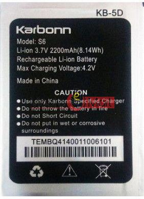 Mobile Battery For Karbonn Titanium S6