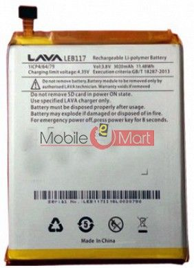 Mobile Battery For Lava A3