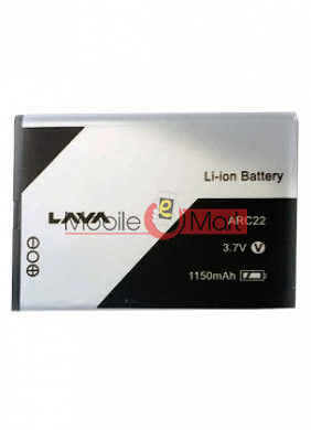 Mobile Battery For Lava ARC 22