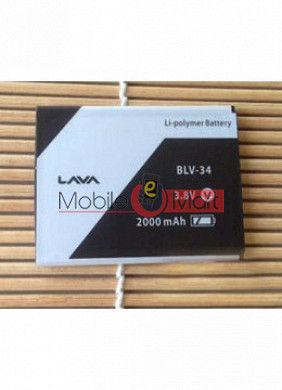 Mobile Battery For Lava BLV-34