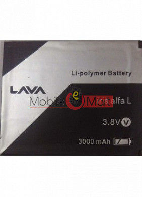 Mobile Battery For Lava Iris Alfa L