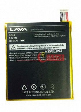 Mobile Battery For Lava Iris Pro 30