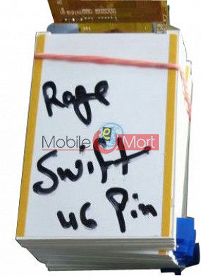 Lcd Display Screen Replacement Part For Rage Swift (46 Pin)