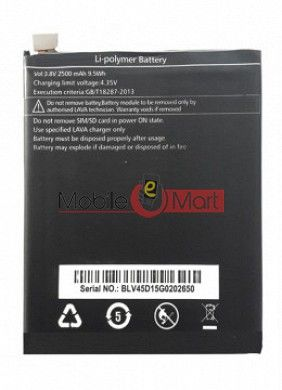 Mobile Battery For Lava X5 4G
