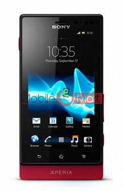 Lcd Display Screen For sony xperia mt27i