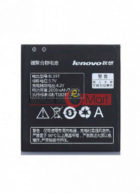 Mobile Battery For Lenovo A800