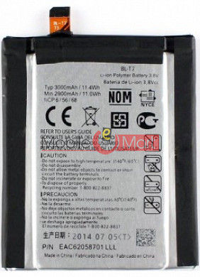 Mobile Battery For LG G2
