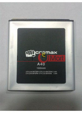 Mobile Battery For Micromax Bolt A40