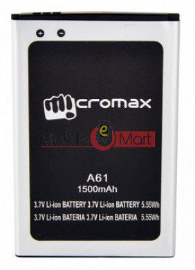 Mobile Battery For Micromax Bolt A61