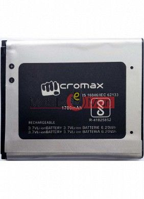 Mobile Battery For Micromax Bolt Q336