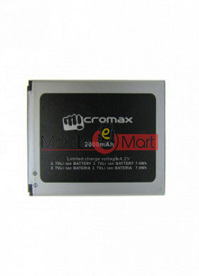 Mobile Battery For Micromax Canvas 3D A115